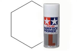 Tamiya Fine Surface Primer White 180ml 87044