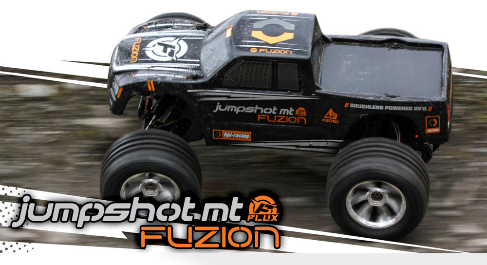 The HPI FLUX range has been setting the standard for ease of use, durability and performance for years, and now it's time to introduce the next step of FLUX tech: the amazing Fuzion! This is a 540-size brushless motor fitted with a powerful and convenient electronic speed control - right inside the motor case!
