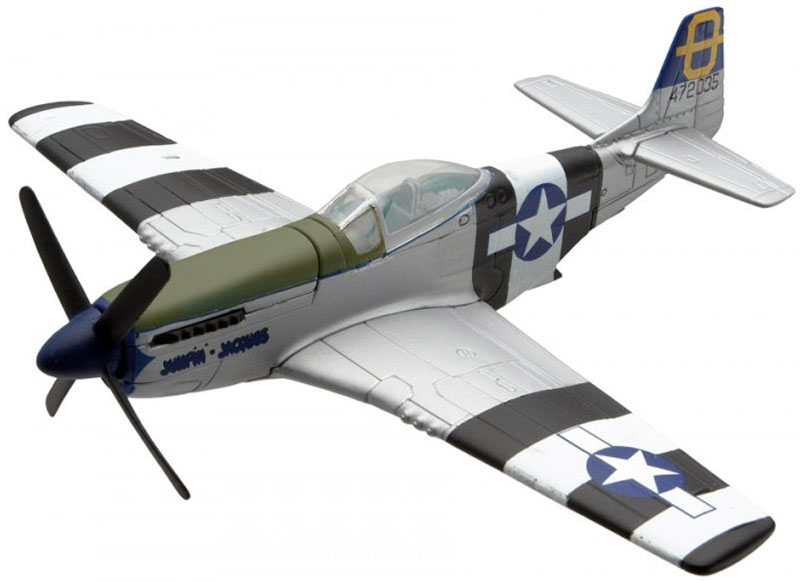 Corgi 1/72 USAAF P51D Mustang Corgi Flight Collection CC99304