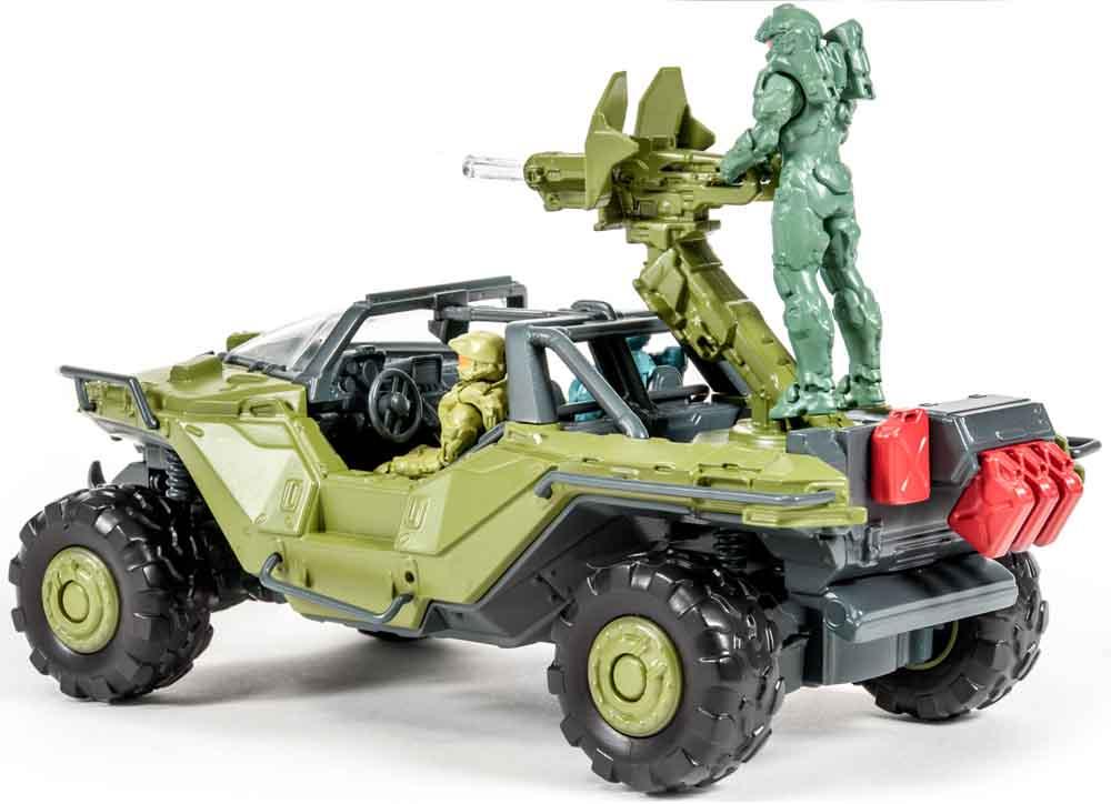 Revell 1/32 Halo 5 UNSC-Warthog 00060
