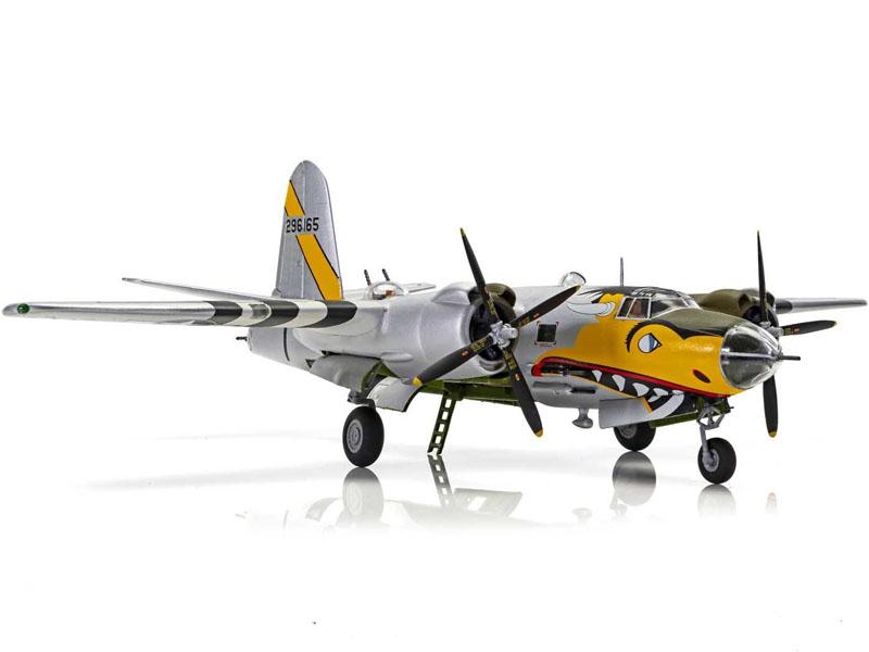 Airfix Martin B-26B Marauder 1:72 Scale Plastic Model Airplane A04015A