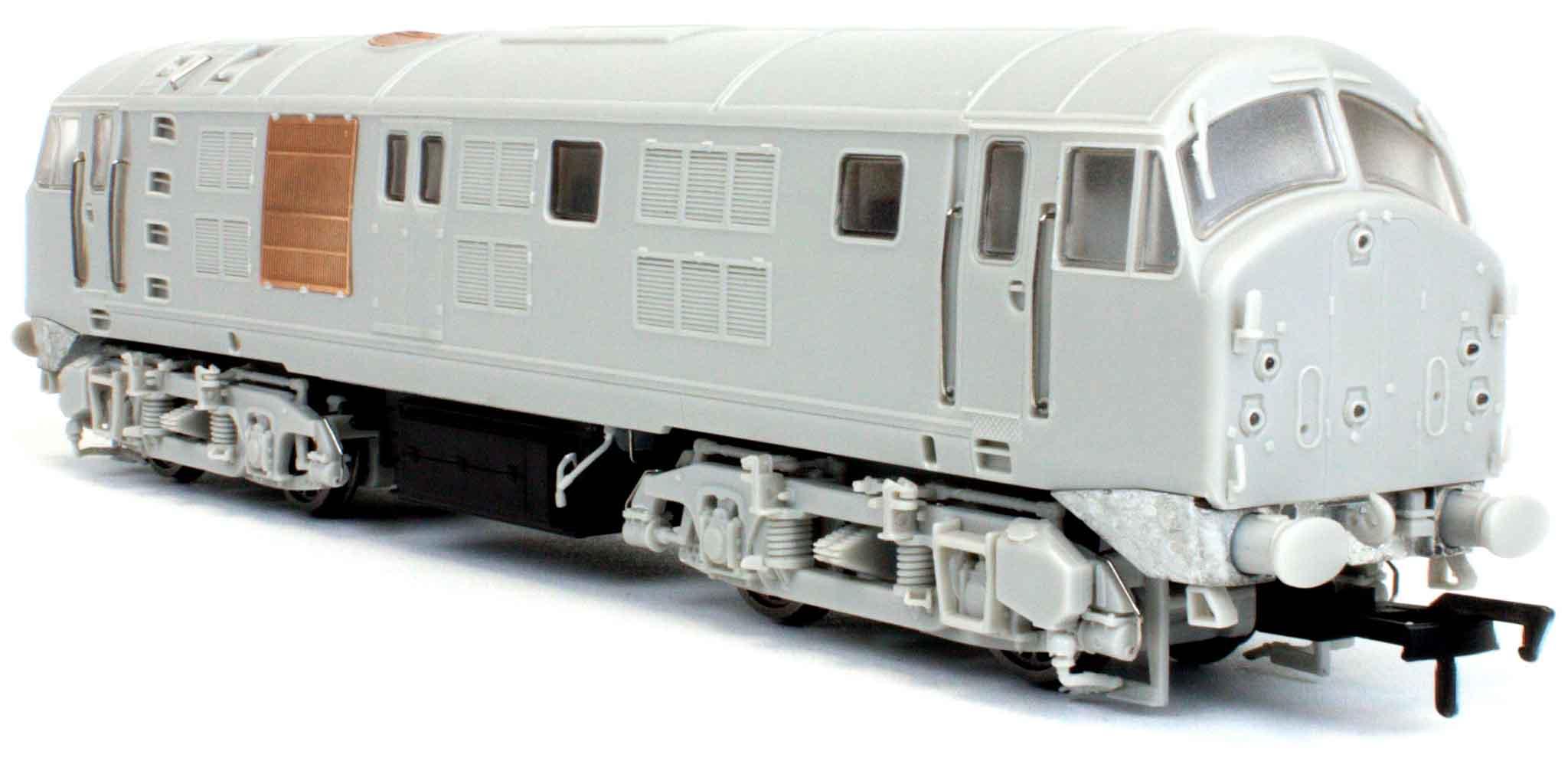 Dapol BR D6122 Class 21 North British Type 2 Diesel Disc Headcode BR ...