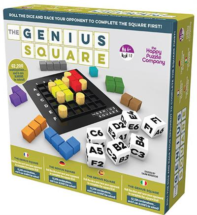The Happy Puzzle Company	The Genius Square Game	 	HPCGNS
