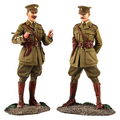WBritain 23098 isa WW1 2 Piece Figure Limited Edition Set	The Conference - Limited to 500