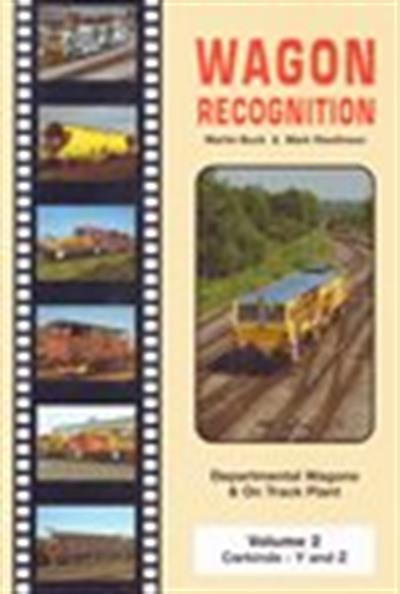 Wagon Recognition by Martin Buck & Mark Rawlinson	 	9780955827525
