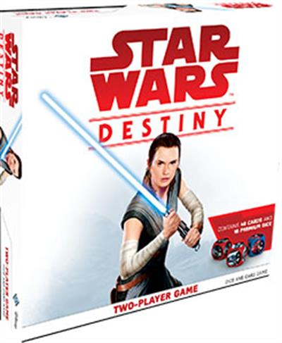 Fantasy Flight Games	Star Wars Destiny: Two Player Game	 SWD08