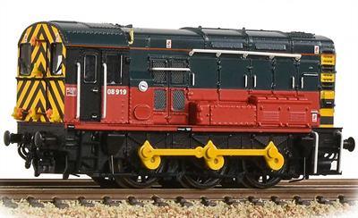 Model Railways, N Locomotives, BR Diesel Locomotives
