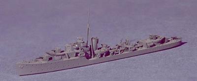 Waterline Ships 1/1250 or 1/1200